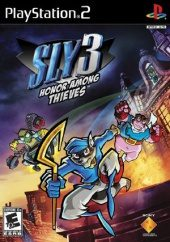 Box shot of Sly 3: Honor Among Thieves [North America]