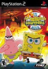 Box shot of The SpongeBob SquarePants Movie [North America]