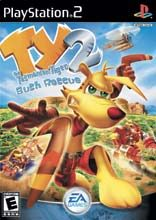 Ty the Tasmanian Tiger 2: Bush Rescue - PS2 - NTSC-U (North America)