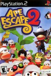 Box shot of Ape Escape 2 [North America]