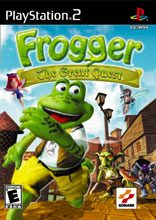 Frogger: The Great Quest - PS2 - NTSC-U (North America)