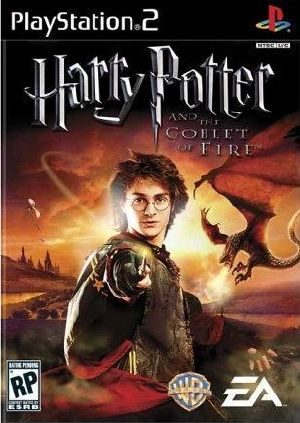 Harry Potter and the Goblet of Fire - PS2 - NTSC-U (North America)