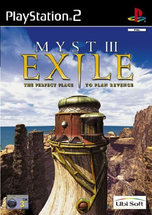 Myst III: Exile - PS2 - PAL (Europe)