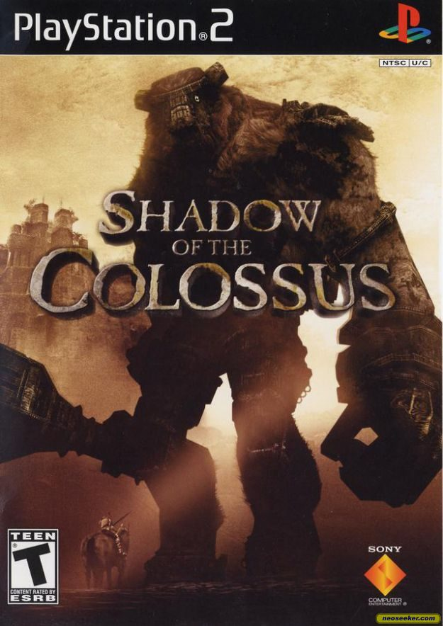 Shadow of the Colossus - PS2 - NTSC-U (North America)