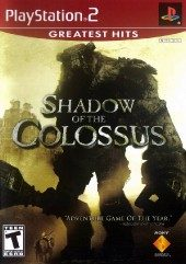 Box shot of Shadow of the Colossus [North America]