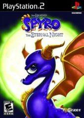 Box shot of The Legend Of Spyro: The Eternal N
