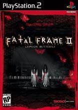 Box shot of Fatal Frame II: Crimson Butterfly [North America]