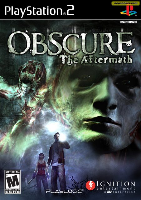 Obscure: The Aftermath - PS2 - NTSC-U (North America)
