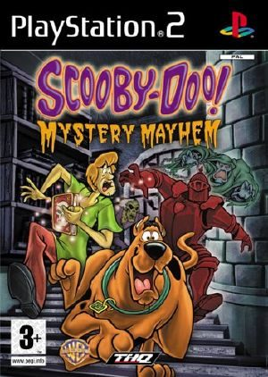 Scooby-Doo! Mystery Mayhem - PS2 - PAL (Europe)
