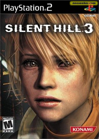 Silent Hill 3 - PS2 - NTSC-U (North America)