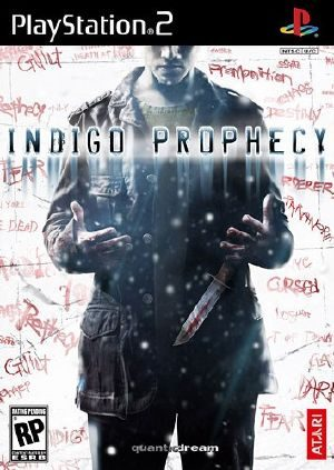 Indigo Prophecy - PS2 - NTSC-U (North America)