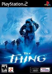 Box shot of The Thing [North America]