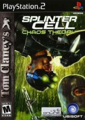 Box shot of Tom Clancy's Splinter Cell: Chaos Theory [North America]