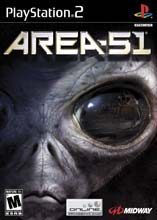 Box shot of Area 51 [North America]