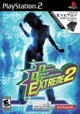 Box shot of Dance Dance Revolution Extreme 2