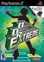 Dance Dance Revolution Extreme - PS2 - NTSC-U (North America)