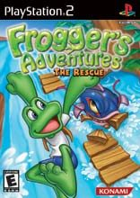 Frogger's Adventures: The Rescue - PS2 - NTSC-U (North America)