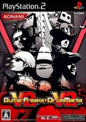 Box shot of Guitar Freaks V2 & Drummania V2 (Import) [Japan]