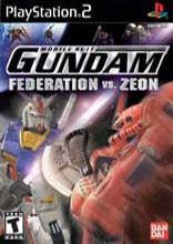 Box shot of Mobile Suit Gundam: Federation vs. Zeon [North America]