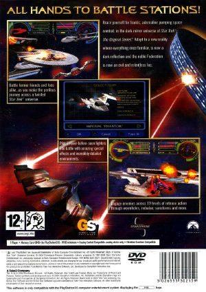 Star Trek: Shattered Universe - PS2 - PAL (Australia)