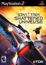 Star Trek: Shattered Universe - PS2 - NTSC-U (North America)