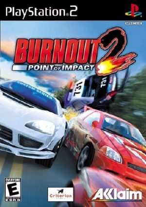 Burnout 2: Point of Impact - PS2 - NTSC-U (North America)
