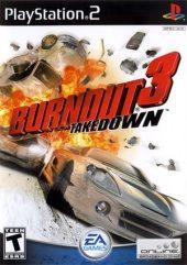 Box shot of Burnout 3: Takedown [North America]