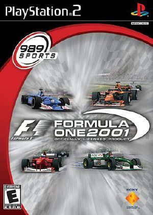 Formula One 2001 - PS2 - NTSC-U (North America)