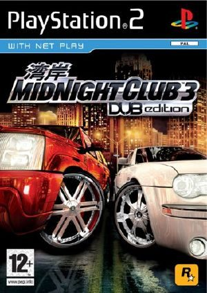 Midnight Club 3 DUB Edition Ps2 [Review]