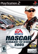 Box shot of NASCAR 2005: Chase for the Cup [North America]