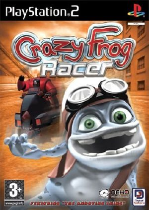 Crazy Frog Racer - PS2 - PAL (Europe)