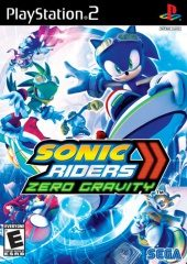 Box shot of Sonic Riders: Z