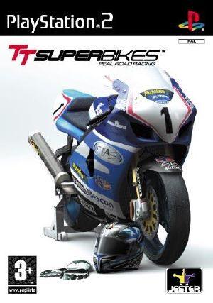 Ps Suzuki Tt Superbikes Cover Art