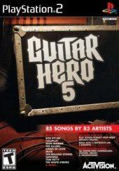 Box shot of Guitar Hero 5 [North America]