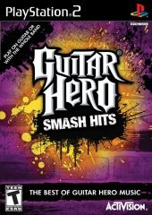Box shot of Guitar Hero Smash Hits [North America]