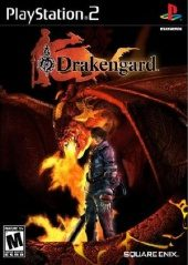 Box shot of Drakengard [North America]
