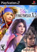 Box shot of Final Fantasy X-2 [North America]