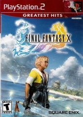 Box shot of Final Fantasy X [North America]