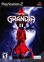 Box shot of Grandia II [North America]
