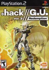 Box shot of .hack // G.U. Vol. 3: Redemption [North America]