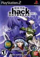 Box shot of .hack Vol. 3: Outbreak [North America]