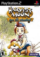 Box shot of Harvest Moon: Save the Homeland [North America]