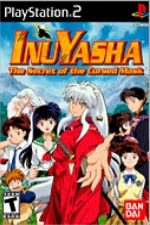 Box shot of Inuyasha: The Secret of the Cursed Mask [North America]