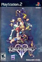 Box shot of Kingdom Hearts II [North America]