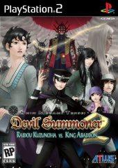 Box shot of Shin Megami Tensei: Devil Summoner 2: Raidou Kuzunoha vs. King Abaddon [North America]
