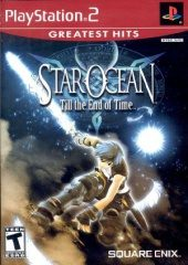 Box shot of Star Ocean III: Till the End of Time [North America]