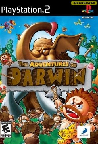 The Adventures of Darwin - PS2 - NTSC-U (North America)