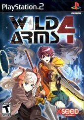 Box shot of Wild ARMs 4 [North America]