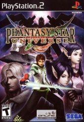 Box shot of Phantasy Star Universe [North America]