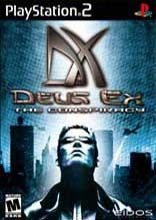 Box shot of Deus Ex: The Conspiracy [North America]